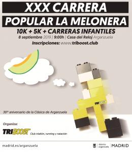 XXX Carrera Popular La Melonera