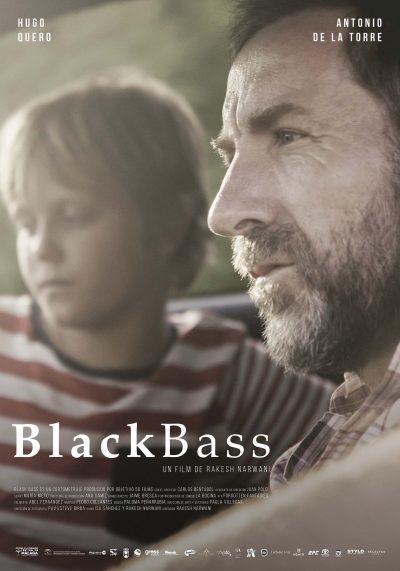Cartel del cortometraje BlackBass