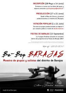 Be-Bop Barajas 2019