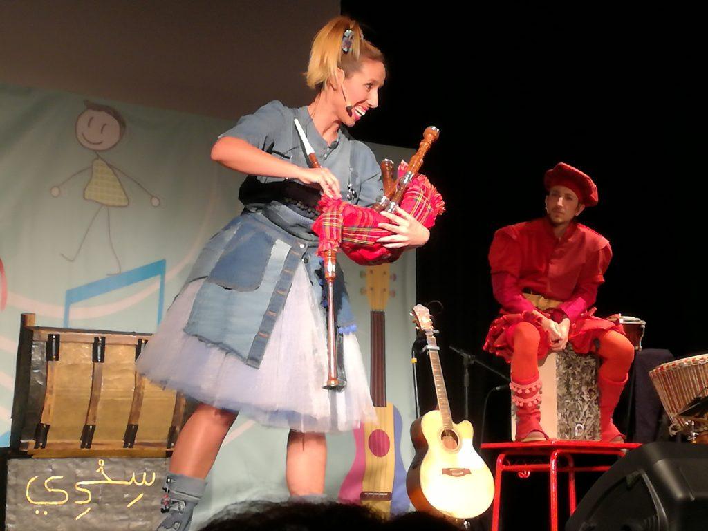 El pequeño musical