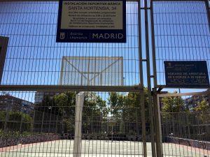 Instalación Deportiva Básica Santa Hortensia