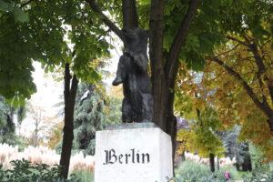 Oso de Berlín en Parque de Berlín