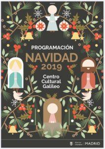Programación Navidad 2019 Centro Cultural Galileo
