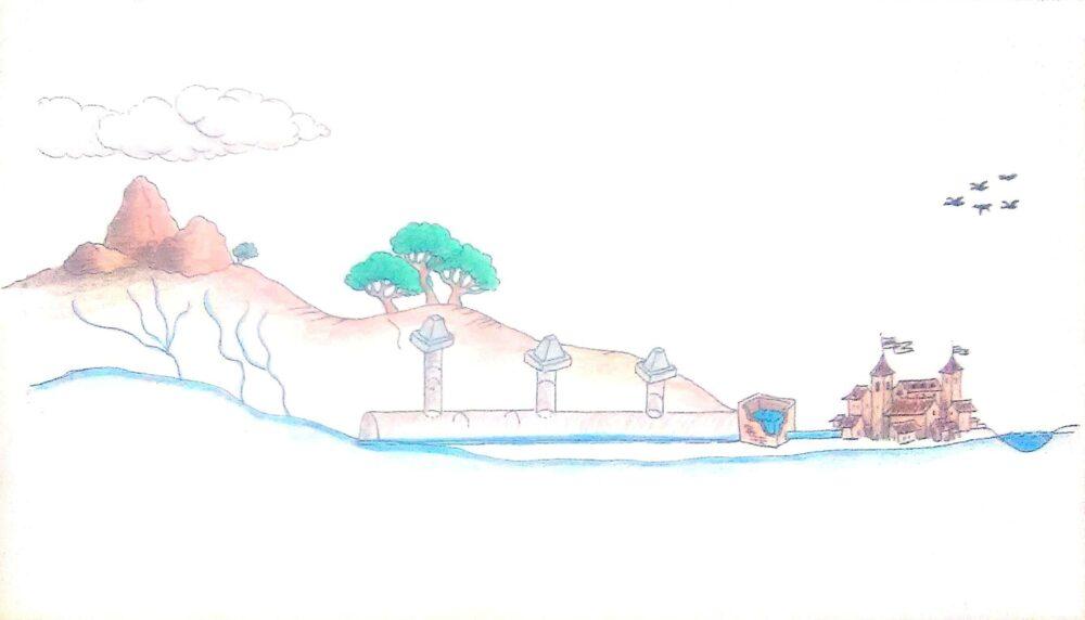 Viaje de Agua de Amaniel