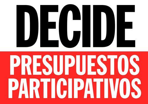 Imagen de los presupuestos participativos 2017 del Ayuntamiento de Madrid.