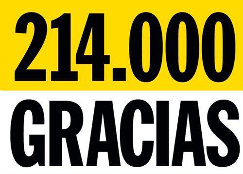 Gracias por participar en la primera votación ciudadana de Madrid