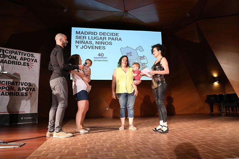 Representantes de Madrid Cría