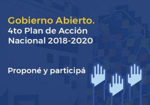 Imagen de la web de participación del gobierno de Uruguay.