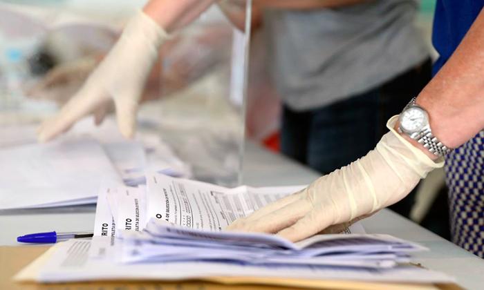 Los funcionarios municipales han desdoblado los votos de presupuestos participativos.