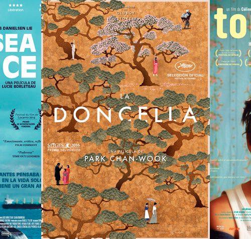 Películas propuestas para la Filmoteca ciudadana Moratalaz