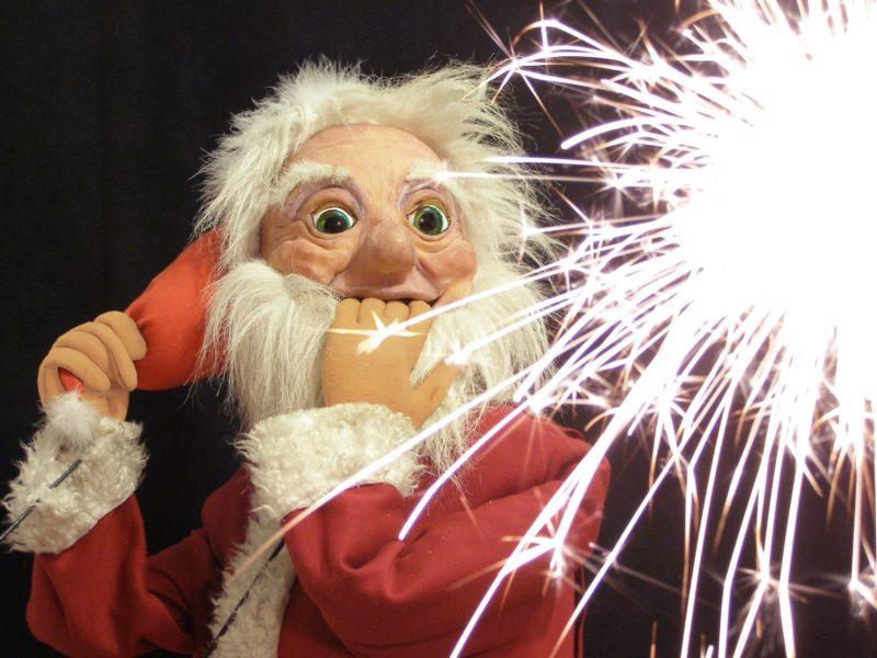 La aventura de la Navidad, de la Cía. Marimba Marionetas