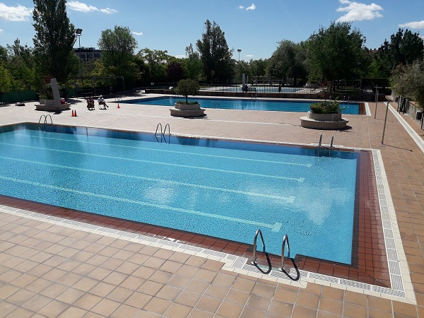 Noticias hortaleza for Piscina hortaleza