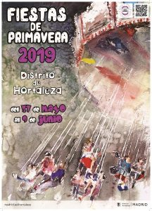 Fiestas de Primavera 2019 Hortaleza
