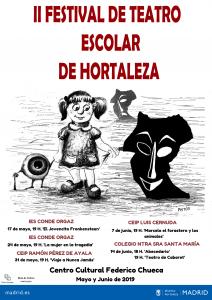 Festival de Teatro Escolar de Hortaleza