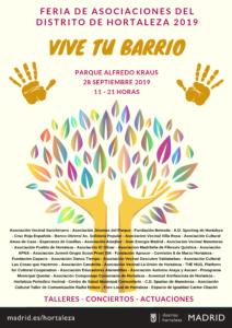 IV Feria de las Asociaciones de Hortaleza