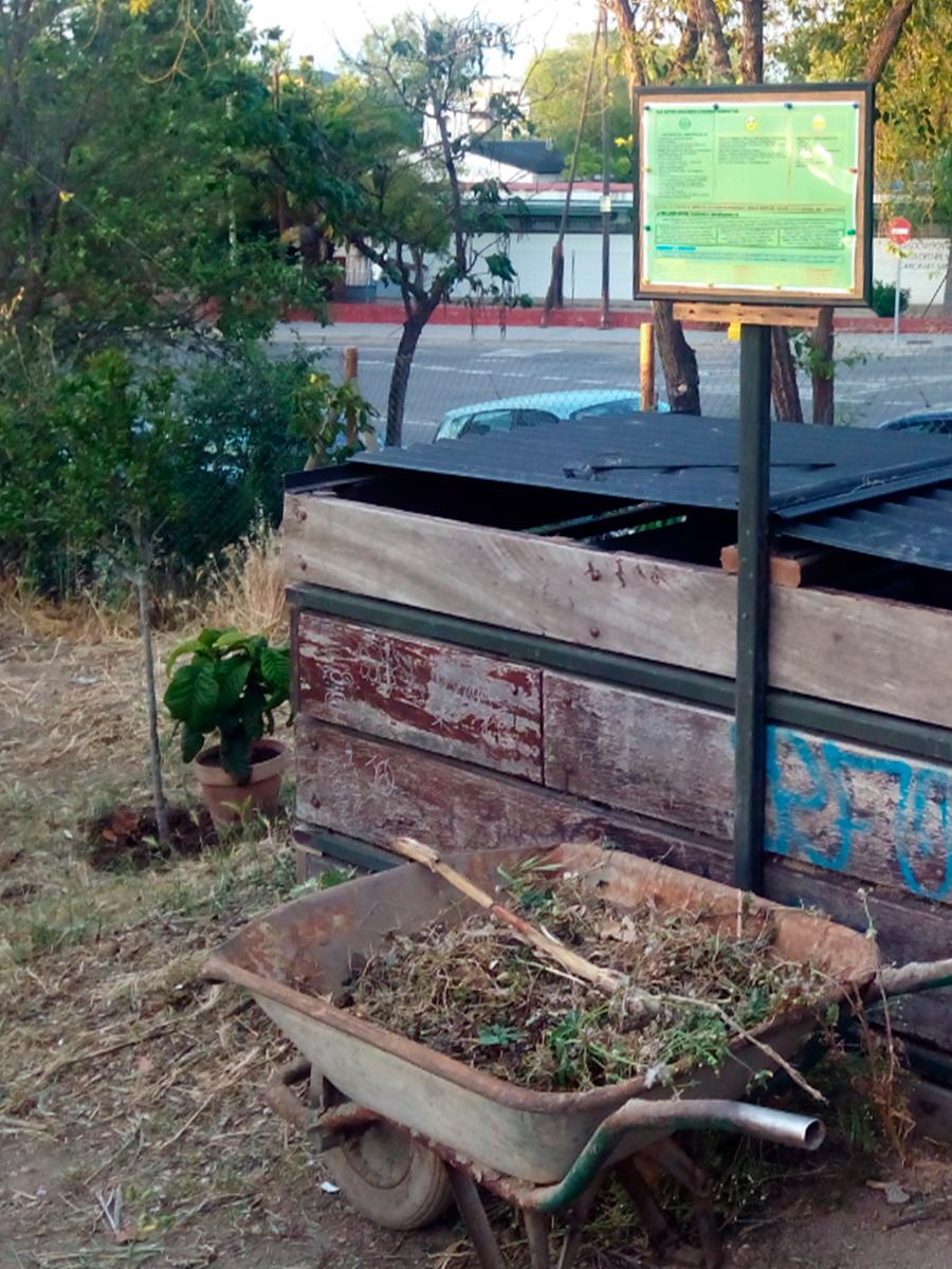 Huerto Urbano de Las Cárcavas