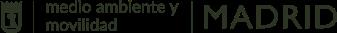 Logo Concejalía de Medio ambiente y movilidad de Madrid