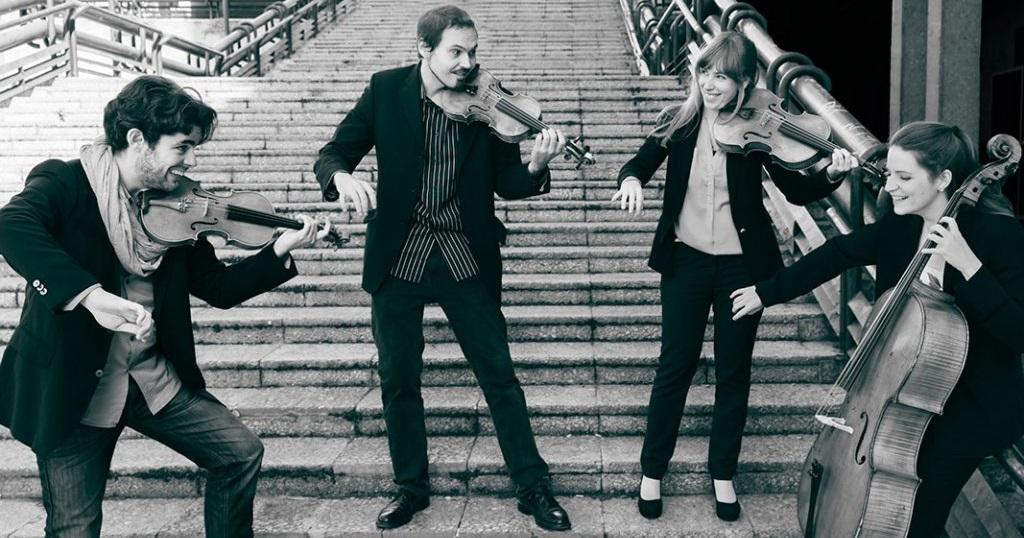 El Cuarteto Bauhaus regresa a Latina con un concierto de repertorio navideño. Estarán el 21 de diciembre en el Sociocultural Rosario de Acuña.