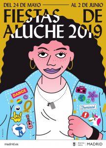 Fiestas de Aluche 2019