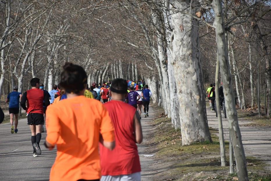 Vuelven Los 21 Km De La Media Maratón De Latina Latina
