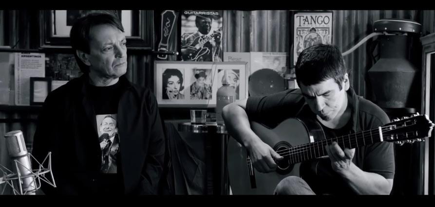 Fotograma del videoclip del Dúo Malandra
