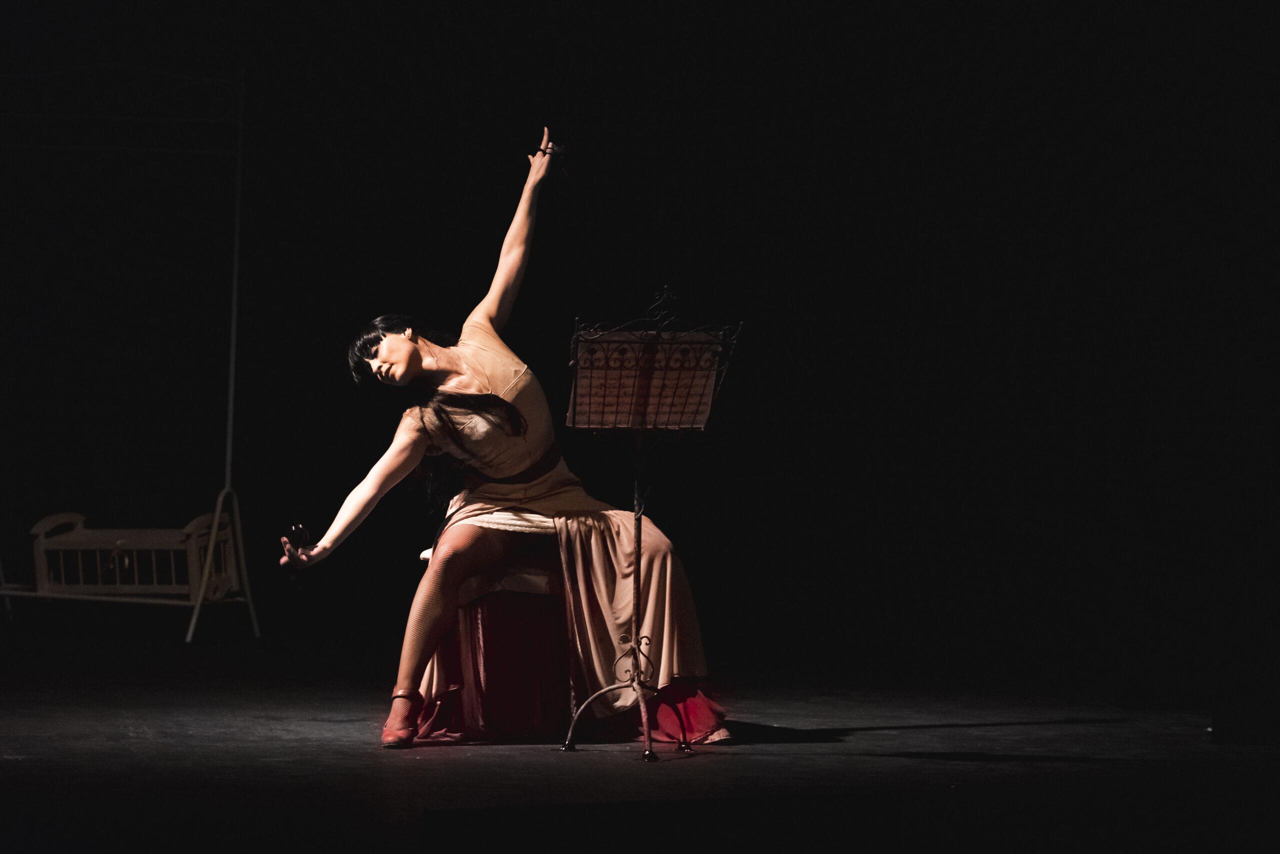 Nora de Rajatabla Danza con Ana del Rey