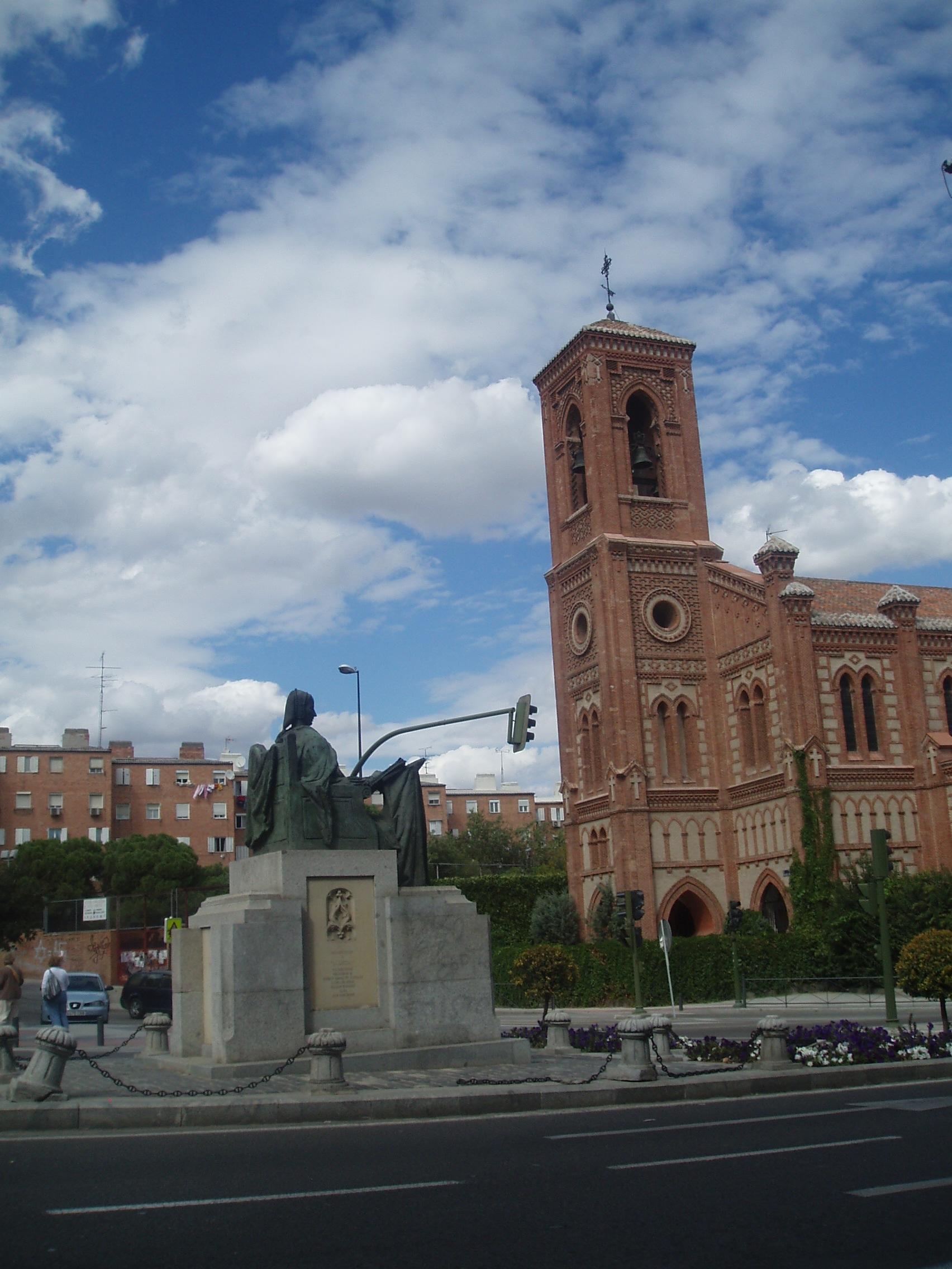 Beatriz Galindo y la iglesia Santa Cristina