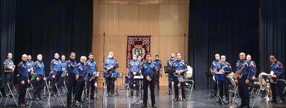 Banda de Música de la Policía Municipal de Madrid
