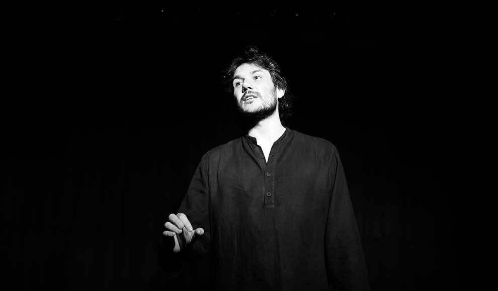 El narrador Héctor Urién