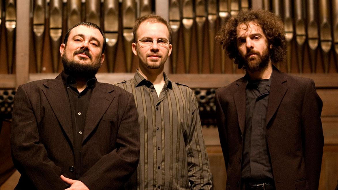 Federico Lechner Trio