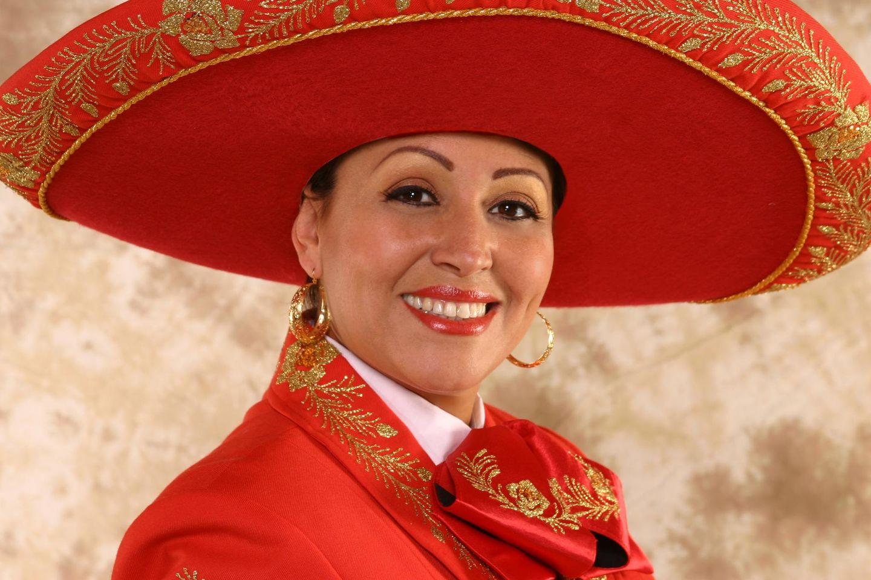 Sonia Fausto actuará con los Mariachis Veracruz