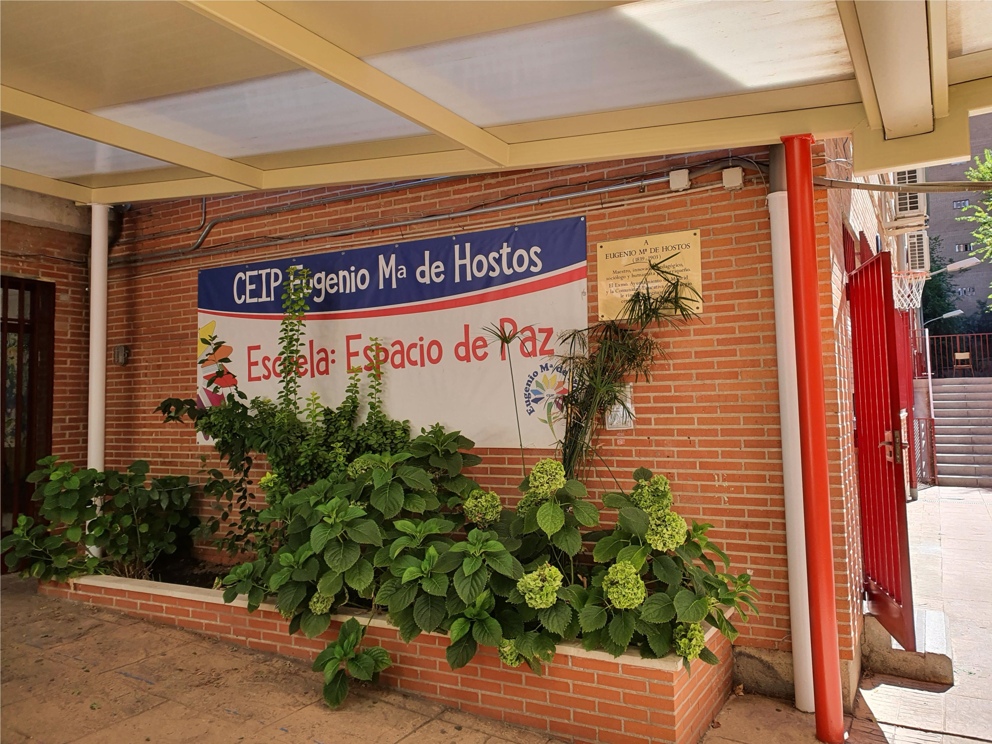 CEIP Eugenio M. Hostos