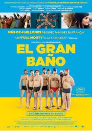 cartel película El Gran Baño