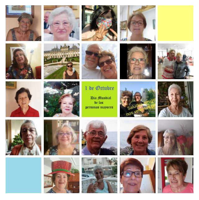 Collage las mejores de las sonrisas