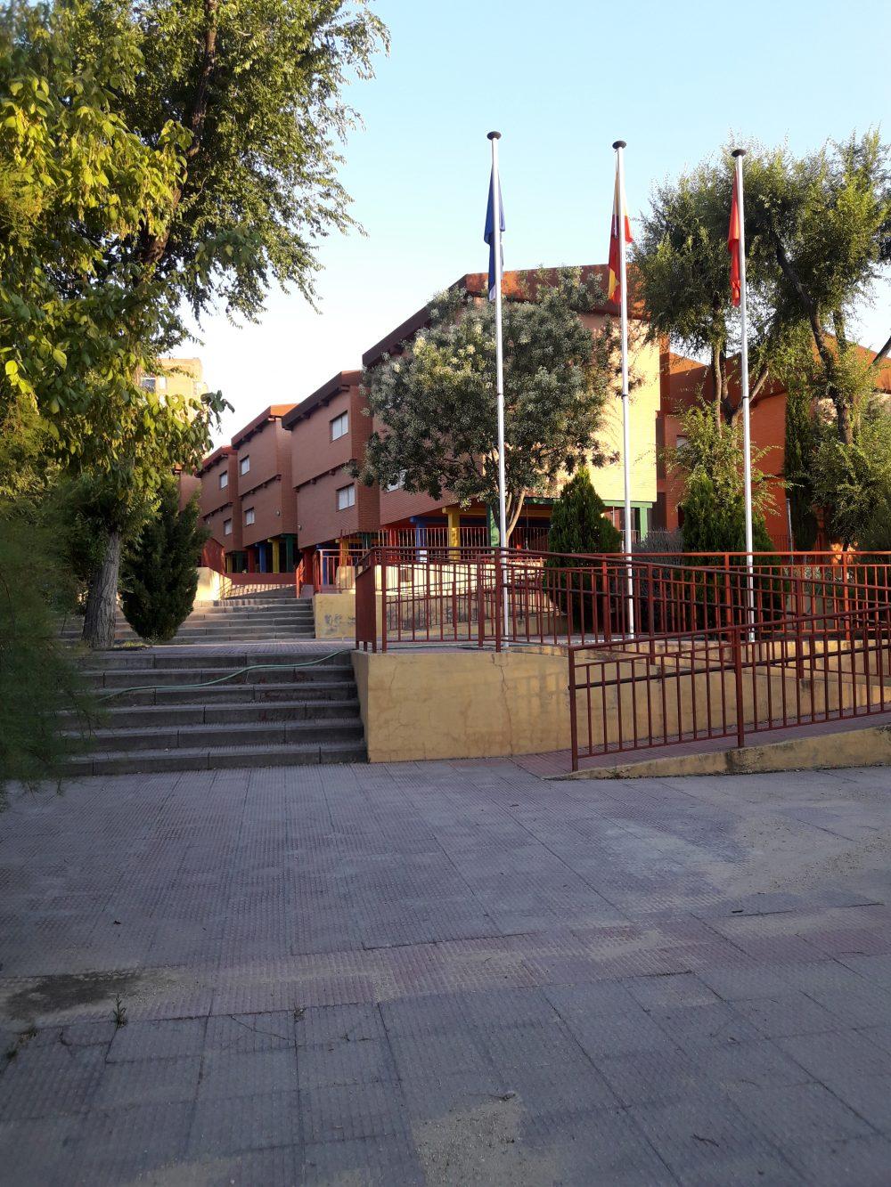 Colegio Público en Puente de Vallecas
