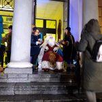 Los Reyes Magos escuchan las peticiones de los niños y niñas de Puente de Vallecas