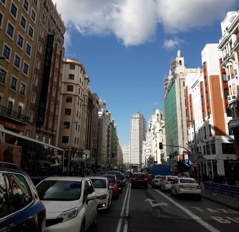 La Gran Vía ofrece los mejores musicales de Broadway