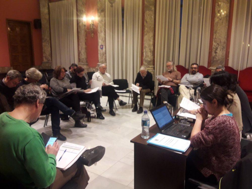 Mesa de Participación y Presupuestos Participativos en Puente de Vallecas