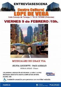 """Próxima función de """"Musicales en Gran Via"""""""