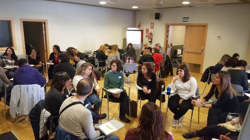 Inclusión social para mujeres gitanas