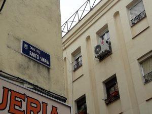 Barco Sinaia sustituye al Crucero Baleares en el callejero de Madrid