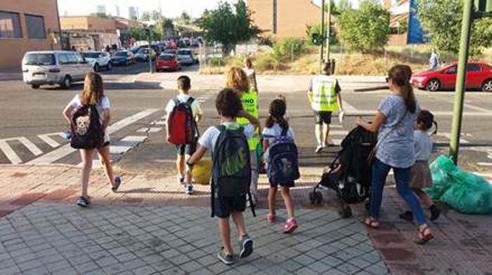 """Proyecto """"Me Muevo"""" para jóvenes escolares"""
