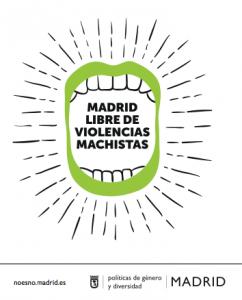 La ciudadanía madrileña lanza un grito contra las violencias machistas