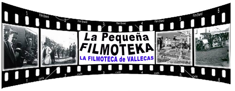 La pequeña filmoteca en el Distrito Puente de Vallecas
