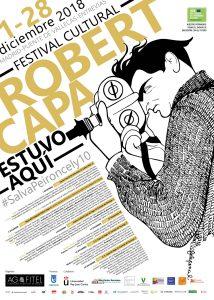 Homenaje a Robert Capa a través de un Festival Cultural