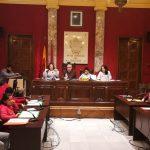 El Pleno de infancia y juventud discurre con la solemnidad de este tipo de actos