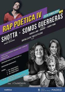 Festival de Rap Poética Puente de Vallecas 2019