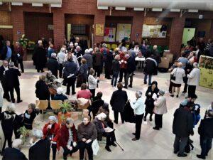 Los Centros Municipales de Mayores celebran el Día del Voluntariado