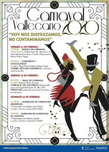 Carnaval vallecano 2020
