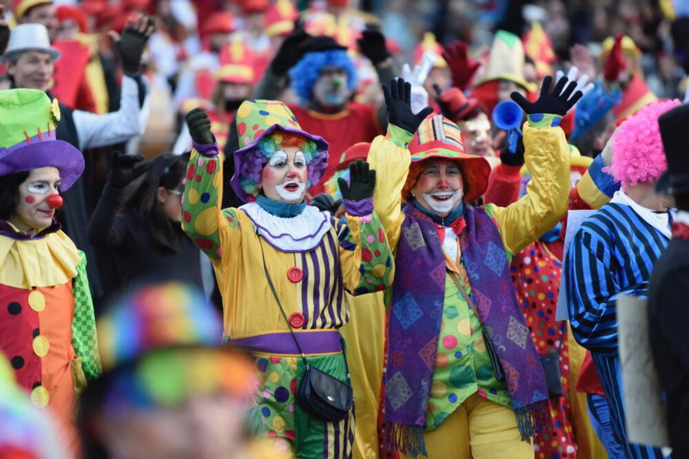El Carnaval de Vallecas se vive con las mejores galas